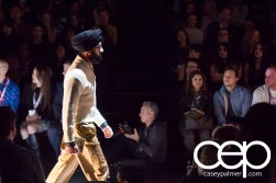 2015 World MasterCard Fashion Week — Toronto — Klaxon Howl