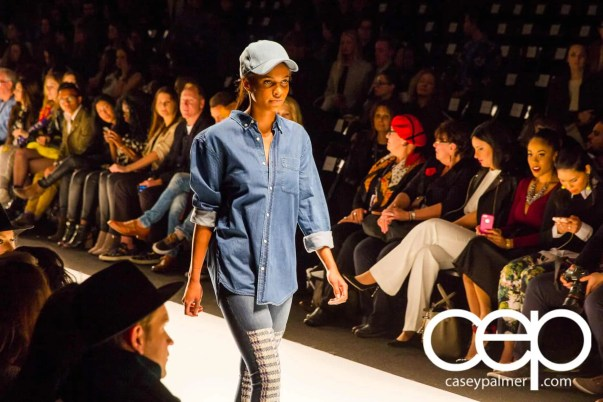 2015 World MasterCard Fashion Week — Toronto — Triarchy
