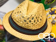 The Children's Place — Spring/Summer 2015 Preview — Straw Fedora