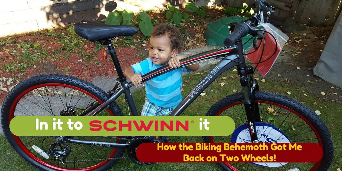 In It to Schwinn It — How the Biking Behemoth Got Me Back on Two Wheels! (Featured Image)