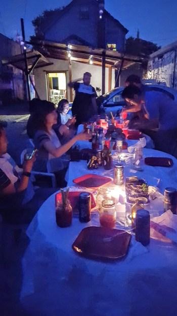 Stop Being So SHELLFISH! #LobstahPalooza2015—An Adventure in Atlantic Ambrosia!—The #Lobstahpalooza2015 Gang After Dark