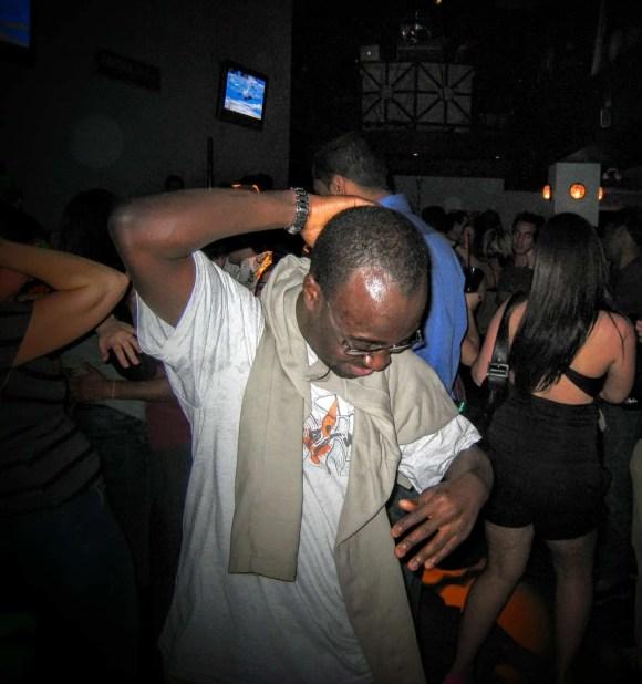 Casey Palmer Dancing By Himself