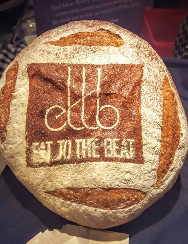 The Week That Was... October 25th - 31st, 2015 — Eat to the Beat 2015 — Ace Bakery — Eat to the Beat Bread