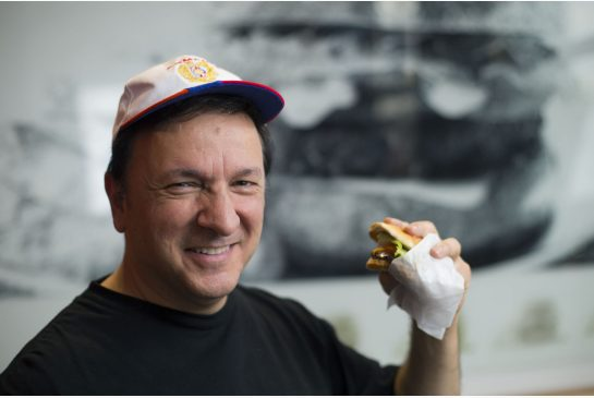 The Week That Was... October 25th—31st, 2015—Fresh Burger—Toronto Star—From Bay Street to Burger Mania—Jacques Kavafian