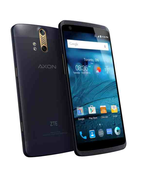The Week That Was... October 25th—31st, 2015—ZTE Axon Product Image
