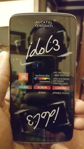 Keep Your Phone Game on Fleek with the Alcatel onetouch Idol 3!