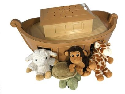 A Case Cringle Christmas, Day 2 — My Toddler, Me and a Little Cloud b! — Twilight Noah's Ark Open