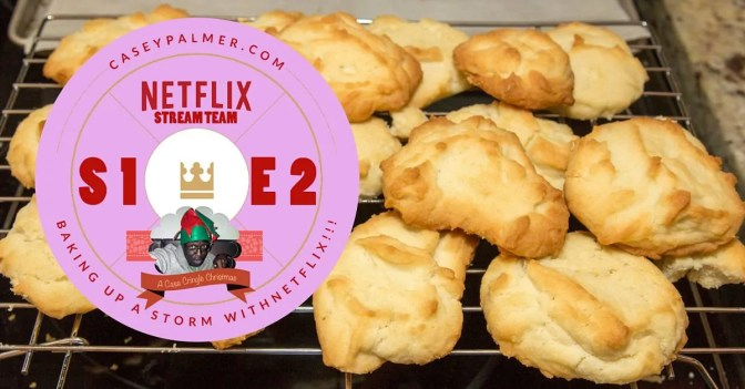 Netflix Stream Team, Season One, Episode Two — Baking Up a Storm with Netflix! (A Case Cringle Christmas, Day 7) (Featured Image)