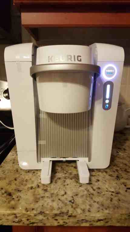 The Month That Was... November 22nd - December 26th, 2015 — Keurig Kold Ready for Priming