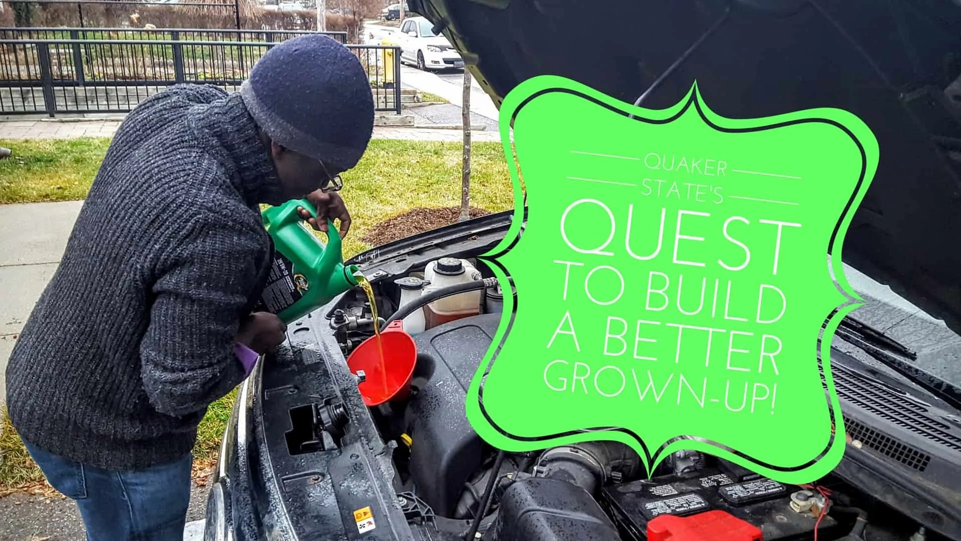 Quaker State's Quest to Build a Better Grown-Up! (Featured Image)
