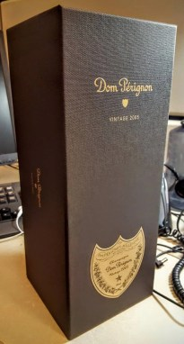 The Week That Was... December 27th, 2015 - January 2nd, 2016 — Dom Perignon Vintage 2005