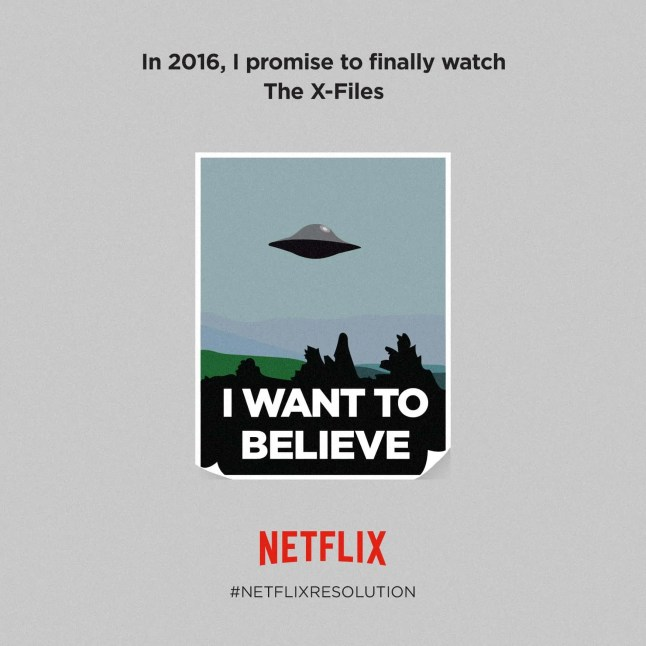 Netflix Stream Team, Season One, Episode Three — New Year, New View - How a Little Black Box Changed My Life — The X-Files