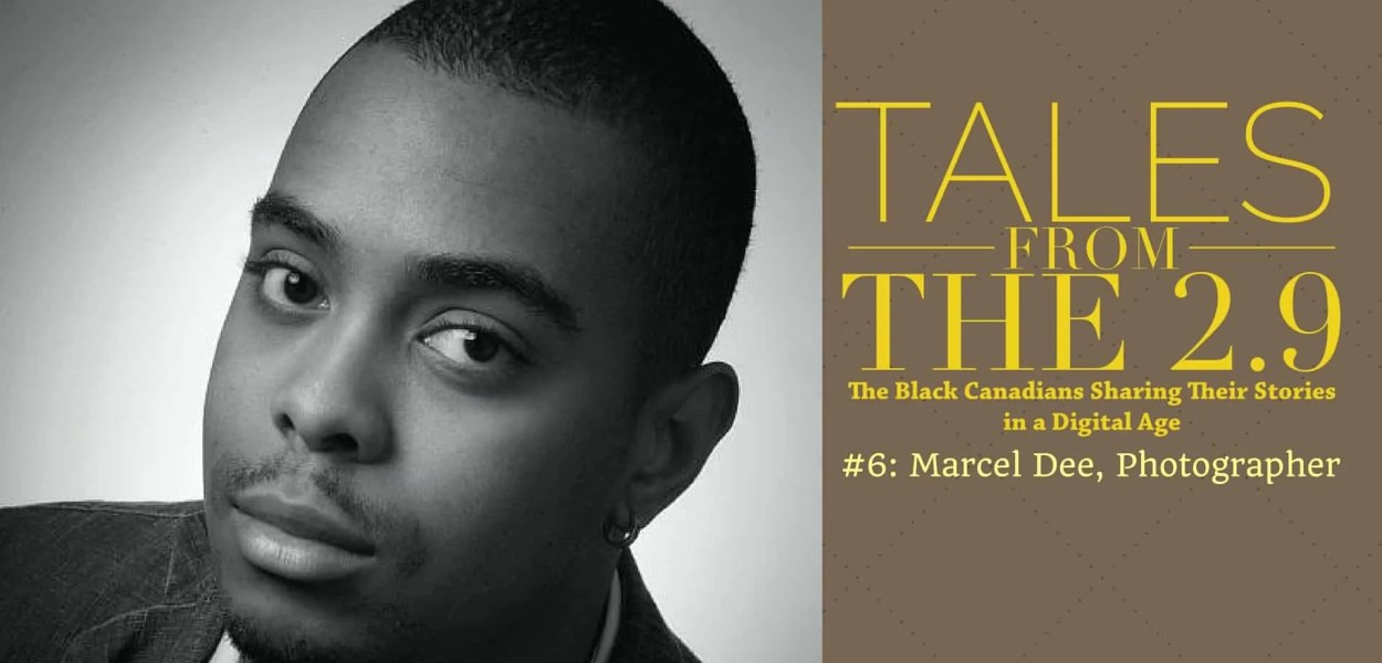 Tales from the 2.9 #6 - Marcel Dee (Featured Image)
