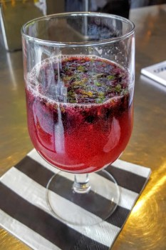 The Cookina Parchminum — The Mouthful Making it Easier to Make Stuff for Your Mouth — Sparkling Mint Blackberry Lemonade