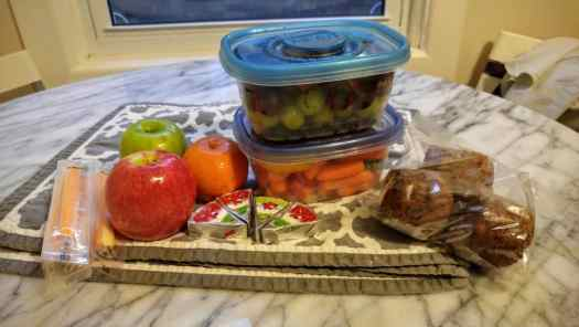 Gettin' it in with GLAD — The Refrigerator Makeover You Didn't Know You Needed! — Picnic Packing with GLAD