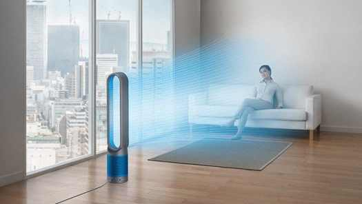 The Dyson Pure Cool Link — Lifestyle Image