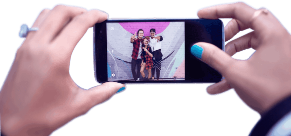 DADDY'S GOT A BRAND NEW TOY - The Alcatel onetouch Idol 4 — The Budget Smartphone You've Been Looking For! — Taking a Photo with the Idol 4
