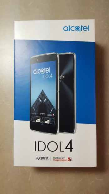 DADDY'S GOT A BRAND NEW TOY — The Alcatel onetouch Idol 4 — The Budget Smartphone You've Been Looking For! — Idol 4 Box