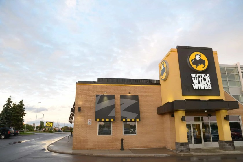 The Fastest Game on Earth Brought to You by Buffalo Wild Wings! — World Cup of Hockey at Buffalo Wild Wings — Buffalo Wild Wings Oakville Location