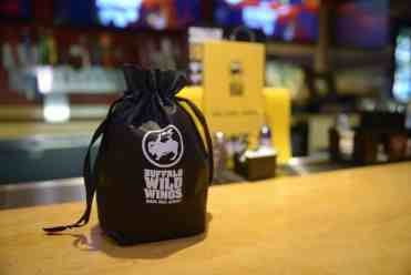 The Fastest Game on Earth Brought to You by Buffalo Wild Wings! — World Cup of Hockey at Buffalo Wild Wings — Fan Survival Kit