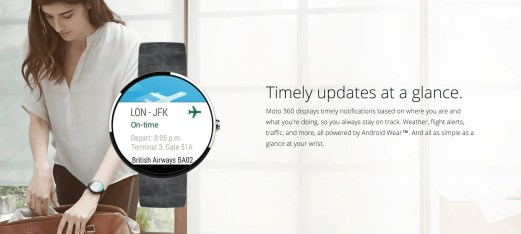 "DADDY'S GOT A BRAND NEW TOY — TELUS x The 1st Gen Moto 360 — ""Mr. Nice Watch"" — Android Wear Notifications"
