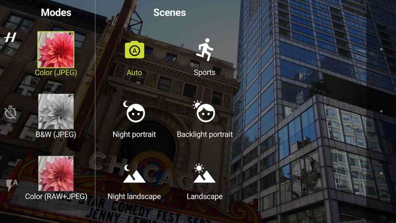 TELUS x The Lenovo Moto Z — Hasselblad True Zoom — Camera Modes Scenes Chicago
