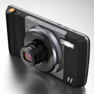 TELUS x The Lenovo Moto Z — Hasselblad True Zoom Lens Extended