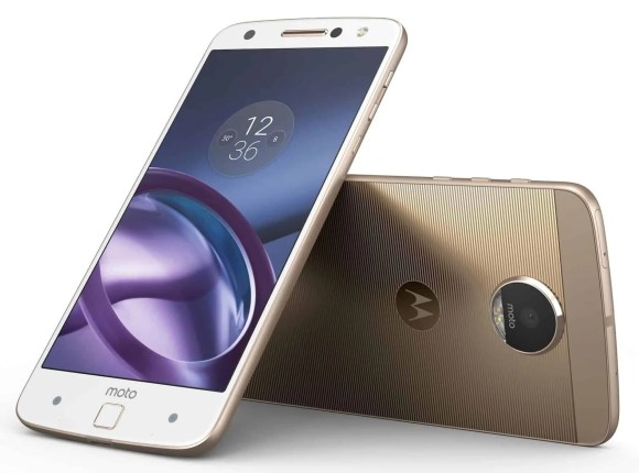TELUS x The Lenovo Moto Z—Moto Z Front and Back Combo