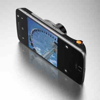 TELUS x The Lenovo Moto Z — Moto Z Hasselblad True Zoom Screen