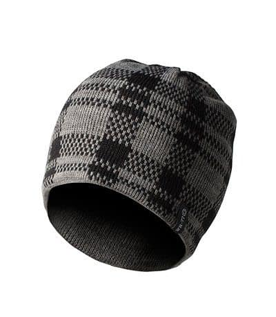 Make Your Mark on Fashion this Winter — The Mark's Christmas 2016 Gift Guide — WindRiver Reversible Plaid Beanie
