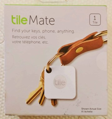 Tile Mate — Helping You Keep Your Stuff BY YOUR SIDE. — Tile Mate — Packaging