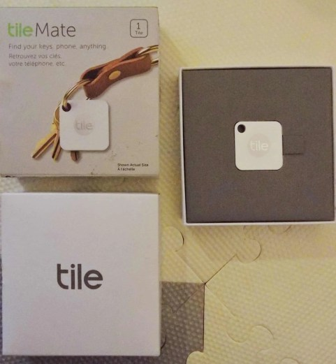 Tile Mate — Helping You Keep Your Stuff BY YOUR SIDE. — Tile Mate — What's in the Box