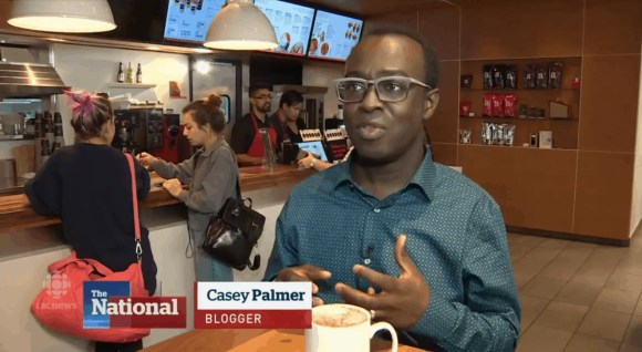 The 2016 100 Wrap-Up, Part 1—The 26 Things I MANAGED To Do.—Casey Palmer, Casey Palmer, Canadian Dad—CBC Interview
