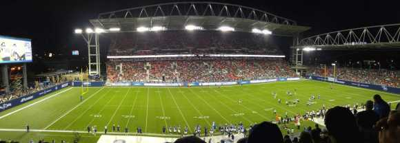 The 2016 100 Wrap-Up, Part 3 - The 28 Things Left Over — The Toronto Argonauts' First Game at the New BMO Field (Go Argos Go)