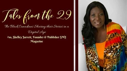 Shelley Jarrett | Tales from the 2.9, Vol. 2 #10