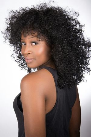 Tales from the 2.9 — The Black Canadians Sharing their Stories in a Digital Age — Vol. 2 #19, Sagine Sémajuste, Commercial and TV:Film Actress — Sagine Looking Back