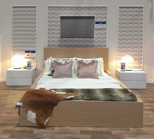 Checking out the Best Buy Smart Home at the National Home Show!—Bedroom