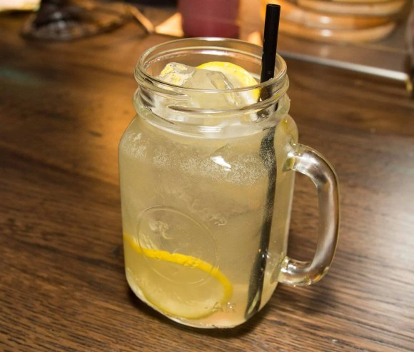 Get Fingers Worth Licking at Union Chicken!—Lavender Mule