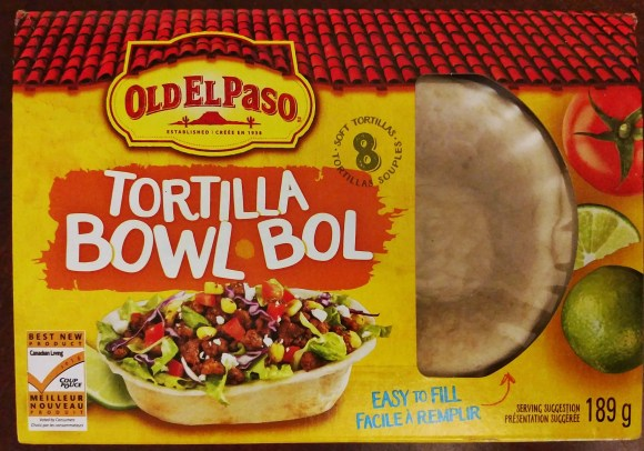 Old El Paso Let's Taco 'Bout It, Chapter Five — Of Sweet Treats, Toddlers and Tortilla Bowls. — Old El Paso Tortilla Bowls