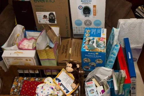 Planning the Perfect Baby Shower with Pampers! — Our First Baby Shower — Gifts