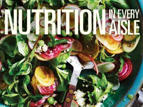 Reach Those Life Ambitions with Loblaws Pharmacists and Dietitians! — Salad — Nutrition in Every Aisle