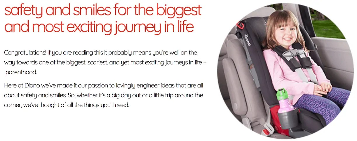 Put Your Car Seat Woes at Ease with the diono radian rXT! — diono Safety + Smiles