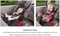 Put Your Car Seat Woes at Ease with the diono radian rXT! — radian rXT extended rear facing