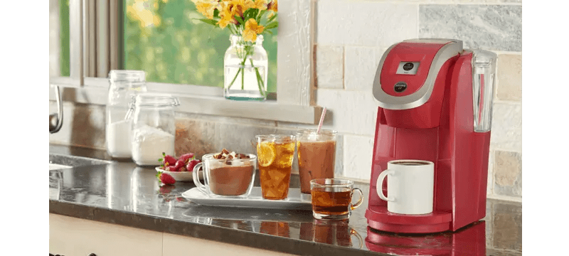 Kick Up Your Coffee Game with Van Houtte and the Keurig K200 PLUS! — The Keurig K200 PLUS at Home