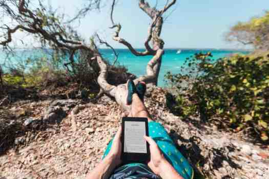 Doing Reading Right with the Amazon Kindle Paperwhite — Beach Trees
