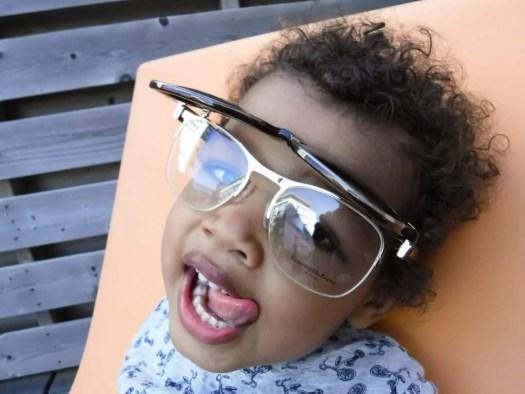 Get Dope Optical Fashion with SmartBuyGlasses! — Palmer Kiddo with the Ermenegildo Zegnas