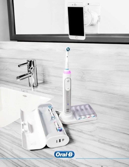 Help Dad Shine Bright with the Oral-B Genius 8000 Electric Toothbrush! — Oral-B Genius Parts