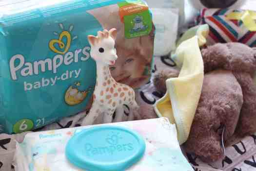 Help Parents Reclaim Their Shuteye with the New and Improved Pampers Baby Dry!—New Pampers Baby Dry and Other Baby Products