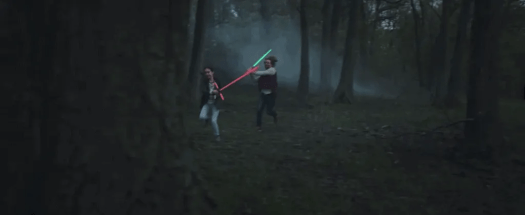 Star Wars Celebrates Dads with an I Am Your Father's Day Greeting — Chasing in the Woods