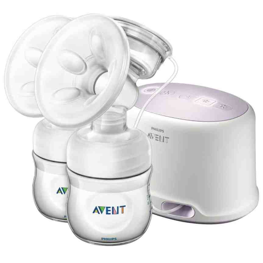 Wanna Buy for Baby Sans Fail? Hit the Best Buy Canada Baby Sale! — Philips Avent Comfort Double Electric Breast Pump